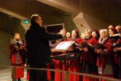 """11.03.12 r. Koncert chóru """"Soli Deo """"z Łęczycy"""
