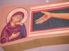 KRZYŻ PASCHALNY - STRONA PASYJNA. POSTAĆ MATKI BOŻEJ