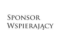Sponsor wspierajacy
