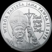 Medal Wybór papieża 1978