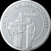 Medal Odzyskanie wolności 1989
