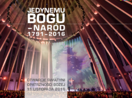 Jedynemu Bogu naród 1791-2016. ALBUM