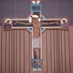 Krzyż Paschalny w Świątyni Opatrzności Bożej