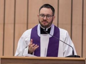 Ks. dr Andrzej Persidok - rekolekcje wielkopostne w Świątyni Opatrzności Bożej