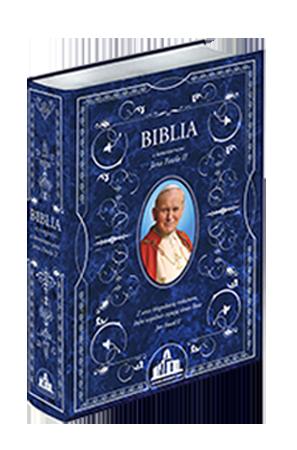 Biblia z błogosławieństwem i komentarzami św. Jana Pawła II