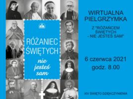 Wirtualna pielgrzymka 2021