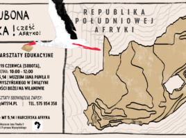 SAWUBONA AFRIKA! CZEŚĆ AFRYKO!