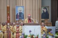 Święto Dziękczynienia kardynał Dziwisz