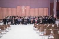 Spotkanie przedświąteczne 2019 zdjęcie grupowe