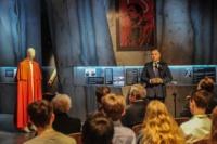 Otwarcie Muzeum Jana Pawła II i Prymasa Wyszyńskiego lekcja z prezydentem