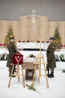 Pogrzeb Ryszarda Peryta