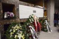 Pogrzeb Ryszarda Peryta, Panteon Wielkich Polaków