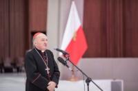opłatek kardynał Kazimierz Nycz
