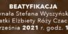 Slider Beatyfikacja Kardynała Stefana Wyszyńskiego I Matki Czackiej