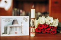 miniatura świecy niepodległości