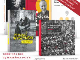 Spotkanie autorskie 25.09.2021 Kardynał Wyszyński. Błogosławiony na nowe tysiąclecie