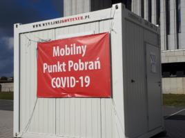 Mobilny Punkt Pobrań Covid-19